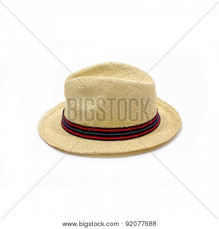 Summer panama hat