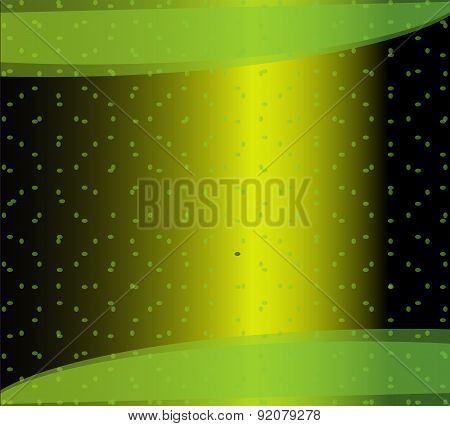 Hi-tech green background template
