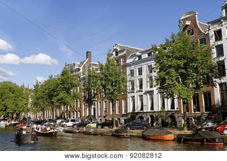 Amsterdam Canals, Netherlands