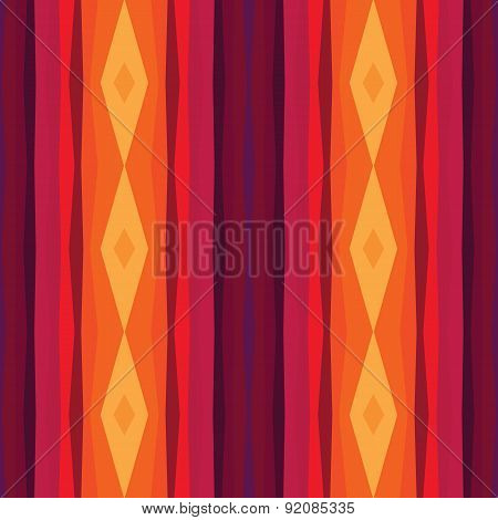 Abstract geometric background. Seamless vector pattern.