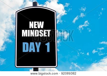 New Mindset Day One