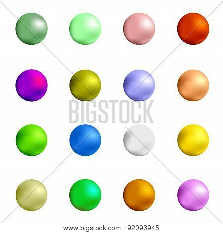 Colorful Gumball