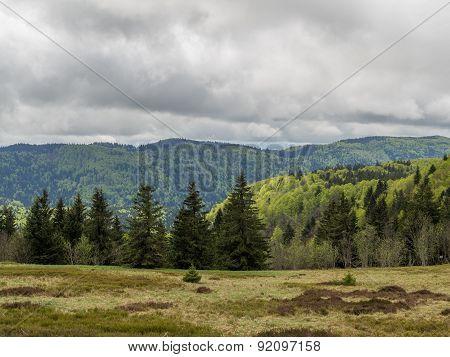 Dark Clouds Over Vosges