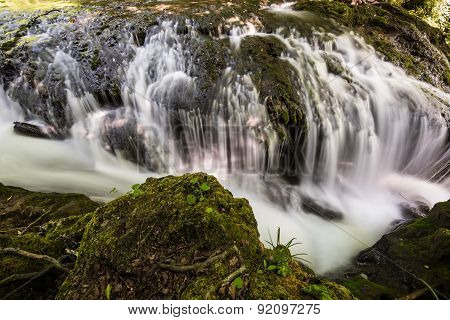 Small Waterfall.
