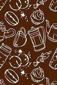 foto of hot coffee  - Coffee - JPG