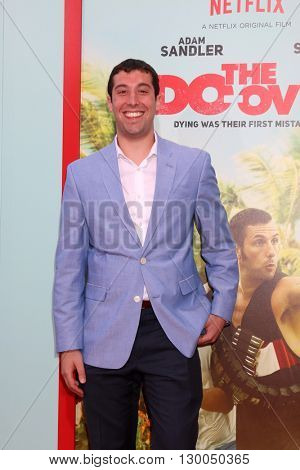 LOS ANGELES - MAY 16:  Max Kessler at the The Do-Over Premiere Screening at the Regal 14 Theaters on May 16, 2016 in Los Angeles, CA