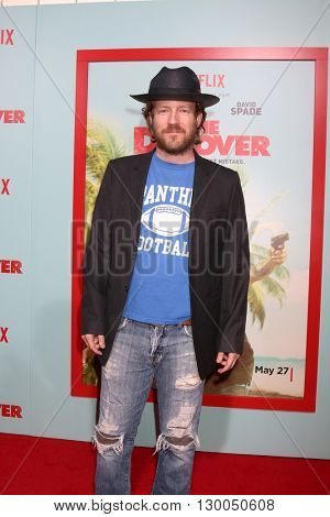 LOS ANGELES - MAY 16:  David Sullivan at the The Do-Over Premiere Screening at the Regal 14 Theaters on May 16, 2016 in Los Angeles, CA