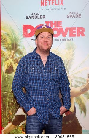 LOS ANGELES - MAY 16:  Nick Swardson at the The Do-Over Premiere Screening at the Regal 14 Theaters on May 16, 2016 in Los Angeles, CA