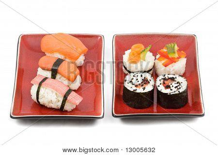 Double Sushi Kir