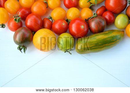 Tomato Mix Colors