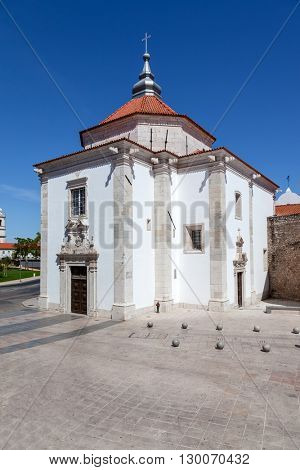 Nossa Senhora da Piedade Church. 17th century Mannerist church, in Santarem, Portugal