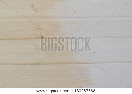 untreated wood panels made of pine wood background