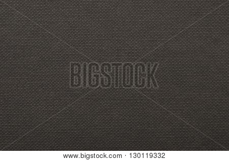 Embossed peper background black color close up