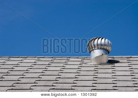 Roof Of Commercial Building