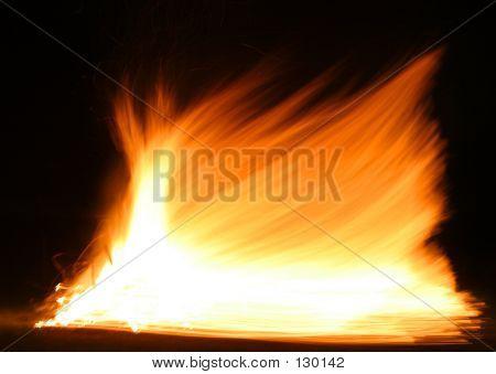 Fire - Blur