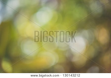 bokeh abstract light for background, vintage tone
