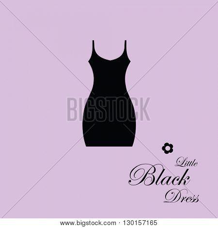 Little Black Dress - design element