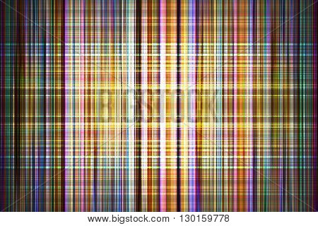 Colourful yellow and purple grunge striped background
