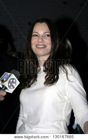 Fran Drescher at the 2005 'Funny Ladies We Love' Awards Hosted by Ladies' Home Journal held at the Pearl in West Hollywood, USA on February 2, 2005.