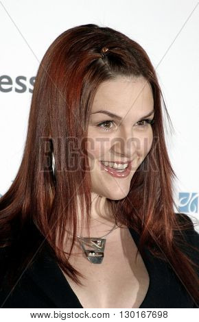 Sara Rue at the 2005 'Funny Ladies We Love' Awards Hosted by Ladies' Home Journal held at the Pearl in West Hollywood, USA on February 2, 2005.