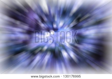 Romantic Wonderful Abstract Blue Violet And White Zoom In Soft Background