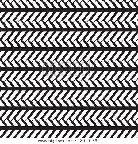 seamless native vector pattern weave tile in monochrome background