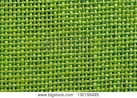 Abstract Green Braided Texture