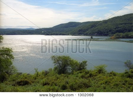 Hudson River Water View