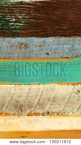 Textured Distressed Timber Background 2