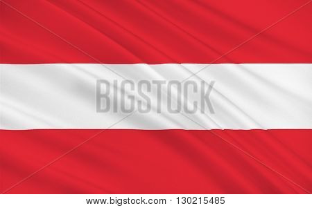 Flag of Austria officially the Republic of Austria is a federal republic and a landlocked country in Central Europe