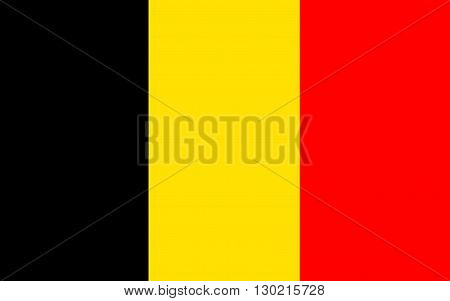 Flag of Belgium officially the Kingdom of Belgium is a sovereign state in Western Europe