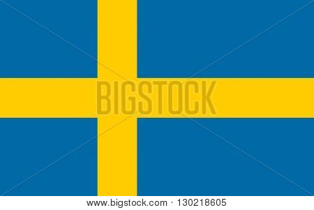 Flag of Sweden officially the Kingdom of Sweden is a Scandinavian country in Northern Europe