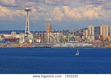 Seattle e iate