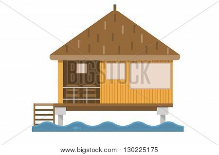 Bungalow House Building