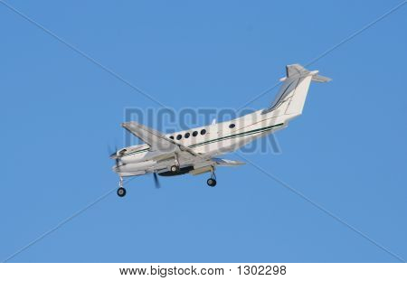 Business Airplane King Air