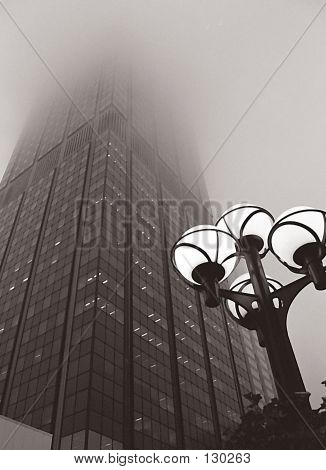 poster of Fog In The City