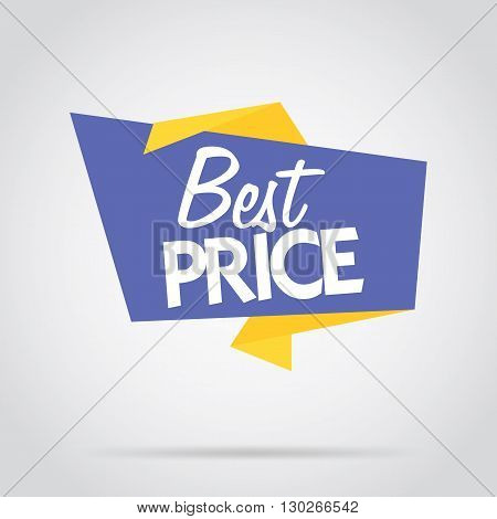 Sale tag with special ad offer. Best price tag. Sale tag. Discount offer. Advertisement tag. Vector illustration of sale tag. Design of ad offer. Special offer sale tag. Template sale tag. Discount tag. Sale offer. Promo sale tag. Tag