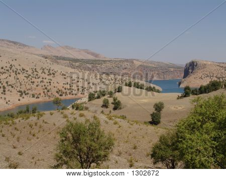 Valley Of Euphrates River