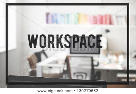 Workspace Workplace Loft Modern Office Open Concept