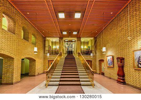 Storting Building - Oslo, Norway