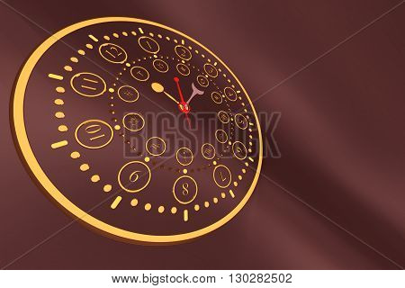 3D illustration Zodiac signs in different versions for illustration purposes on different subjects use.