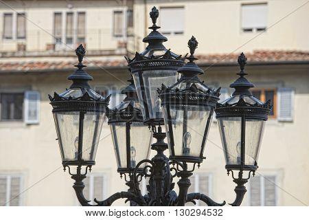 Palazzo Pitti Lamps