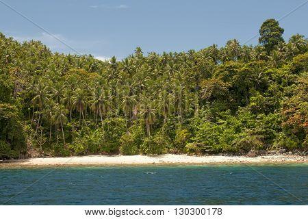 Siamil Sipadan, Borneo, Malaysia Tropical Turquoise Paradise