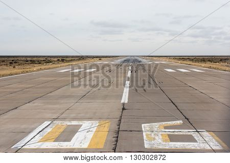Airport Landing And Take Off Zone