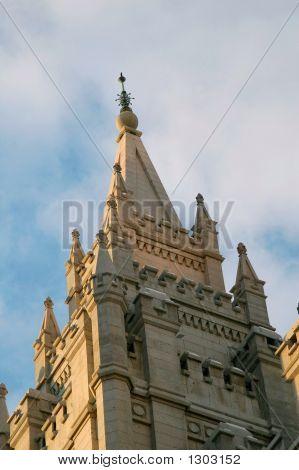 Mormon Tower