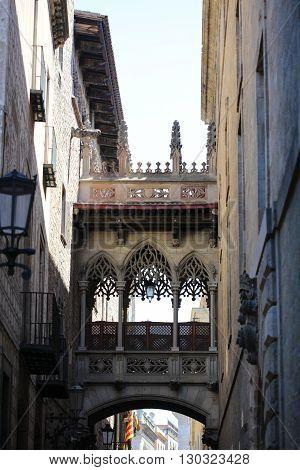 Historic Houses Of Barri Gotic