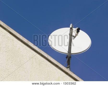 Television Satellite Dish