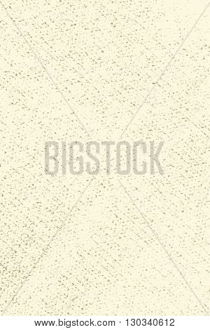 Thread Distress Beige Color Overlay Texture for your design. EPS10 vector.