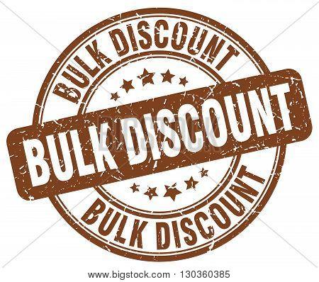 bulk discount brown grunge round vintage rubber stamp