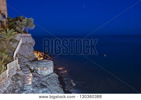 Cinque Terre Night View